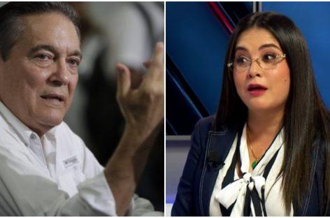 Cortizo le «haló» las orejas a Zulay y pidió tener cuidado en el uso de calificativos sobre reforma migratoria