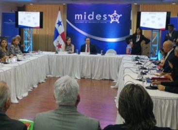 Primer gabinete social concluye que 150 corregimientos del país registran extrema pobreza