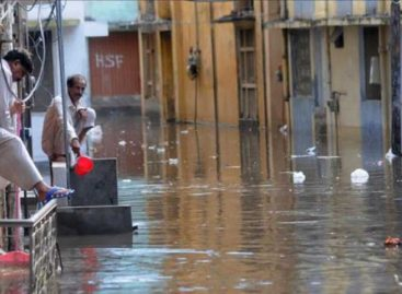 22 muertos dejan fuertes lluvias en norte de Pakistán