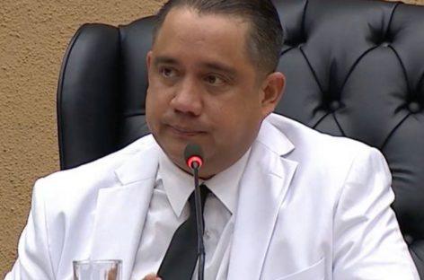 «Vamos a garantizar la independencia de la Asamblea»: Lo que dijo Marcos Castillero al ser electo nuevo presidente (+Video)