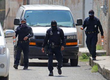 20 cuerpos en dos fosas  clandestinas fueron halladas en centro de México