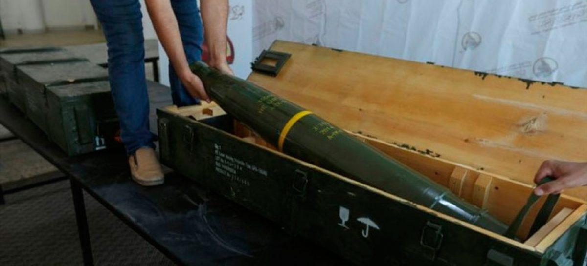 Francia confirma que compró a EEUU unos misiles en manos de rebeldes libios