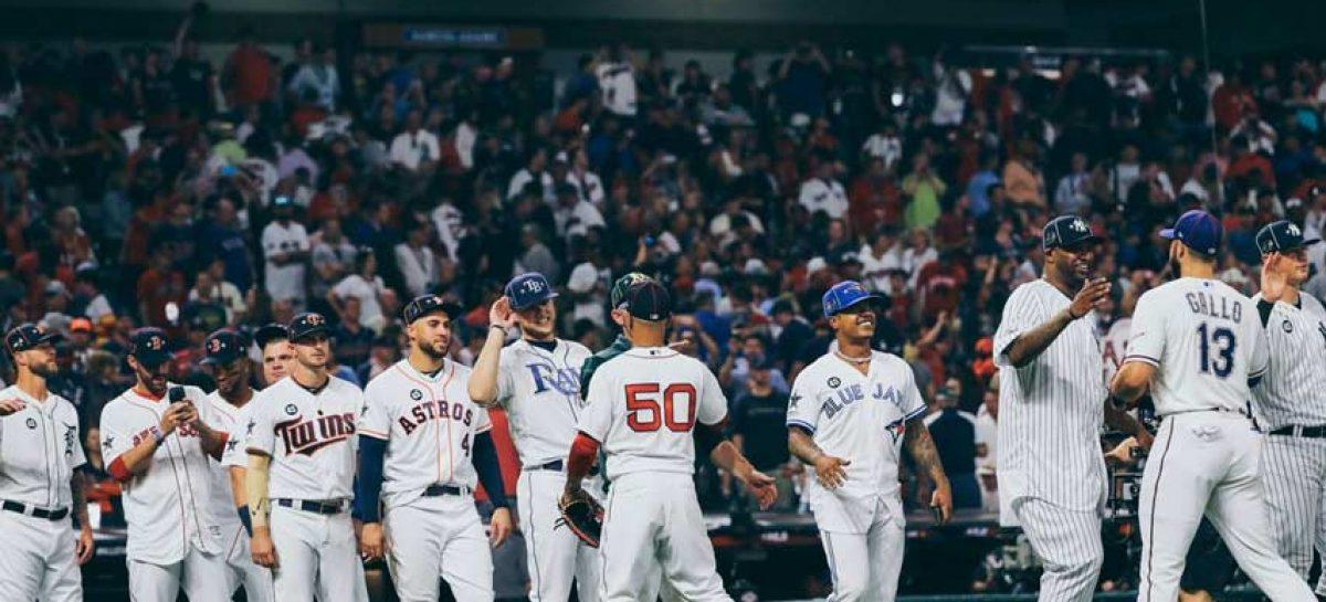 La Liga Americana se llevó el Juego de Estrellas por 7mo año seguido