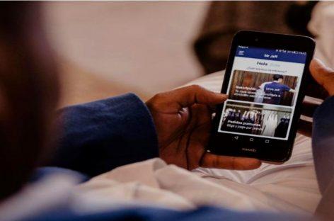 Lanzan en Panamá «Mr Jeff», la app española que ofrece servicio de lavandería y tintorería a domicilio