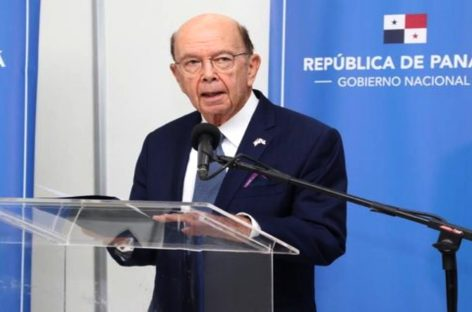 Ross le reitera a Cortizo que Panamá ha sido un socio estratégico de EE.UU. durante años
