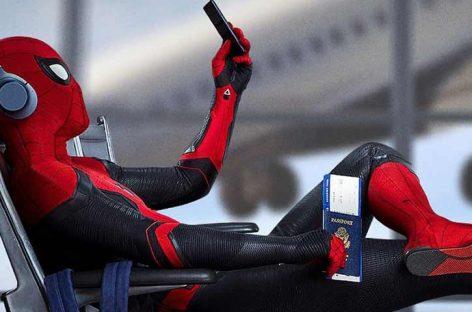 «Spider-Man: Far from Home» domina sin sobresaltos la taquilla de EEUU