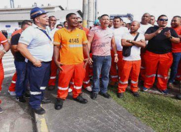 Administración de Cortizo celebra fin de huelga en el puerto de Balboa