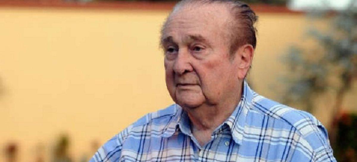 Murió Nicolás Leoz, expresidente de Conmebol investigado en el caso FIFAGate