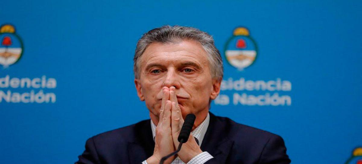 Gobierno de Macri afirma que luchará para revertir resultado de las primarias