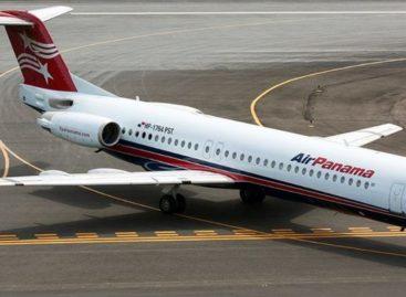 Avión de Air Panamá realizó un aterrizaje de emergencia en el Aeropuerto Panamá Pacífico