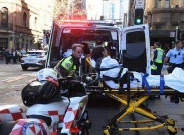 Policía australiana investiga motivos de ataque con cuchillo en Sídney