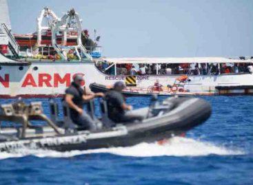 Open Arms corregirá anomalías detectadas en Italia para poder volver al mar