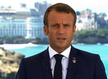 Macron pide reactivar políticas ambientales tras incendios de la Amazonía