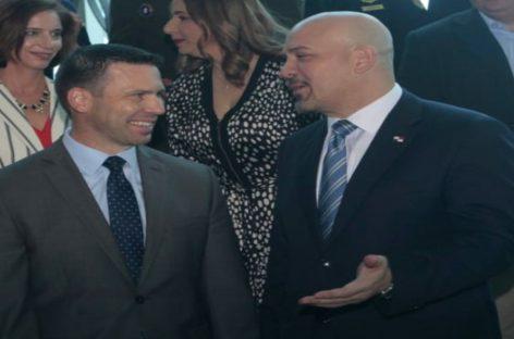 Ministro Mirones se pronunció públicamente contra los flujos controlados de migrantes (+Video)
