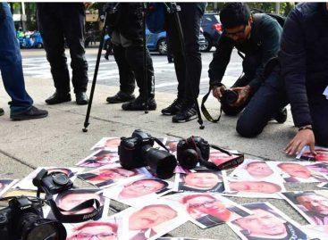 ONU alerta carencias en México para proteger reporteros y activistas