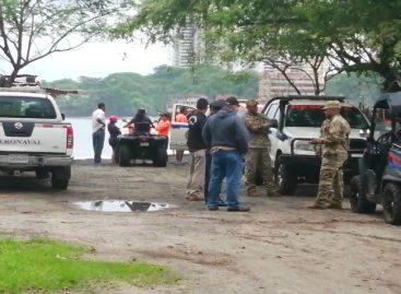 Hallaron cadáver de joven desaparecido en Playa Serena
