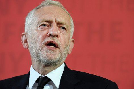Jeremy Corbyn pide ser primer ministro británico