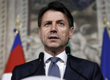 Primer ministro de Italia presentará dimisión por «crisis gubernamental»