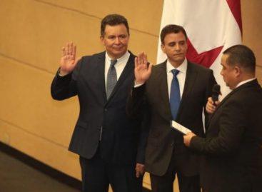 Gerardo Solís iniciará su período como contralor el 2 de enero de 2020