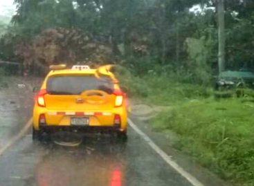 Emiten aviso de prevención por paso de tormentas tropicales hasta el 16 de agosto