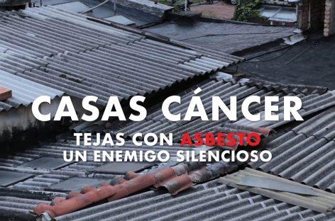 Las tejas Panalit podrían ser cancerígenas