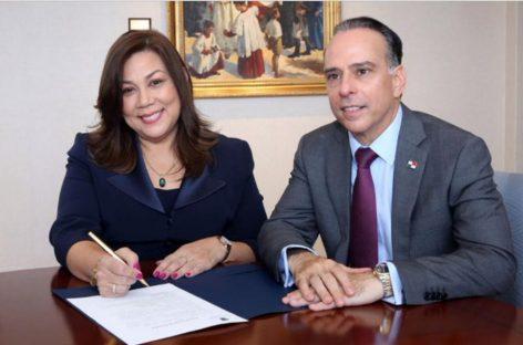 Nueva embajadora de Panamá ante la OEA tomó posesión de su cargo