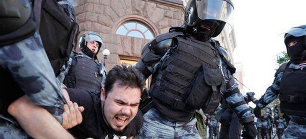 Kremlin lanzó contraofensiva para aplacar protestas opositoras