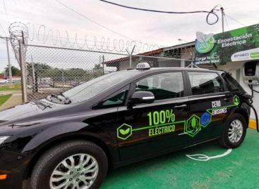 Panamá contará con la flota de taxis eléctricos más grande de América Latina