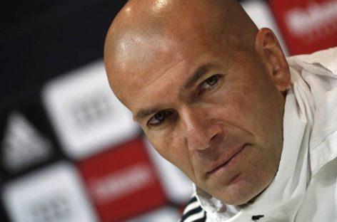 Zidane aseguró que cuenta con James y Bale