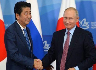 Putin y Abe abordan firma de tratado de paz pero sin lograr avances