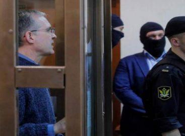 Tribunal ruso rechazó recurso para excarcelar a presunto espía estadounidense