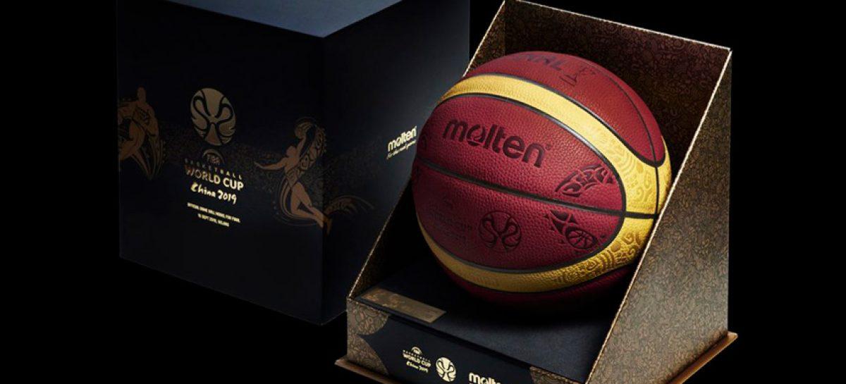 Molten presentó el balón que se usará en la final del Mundial de China