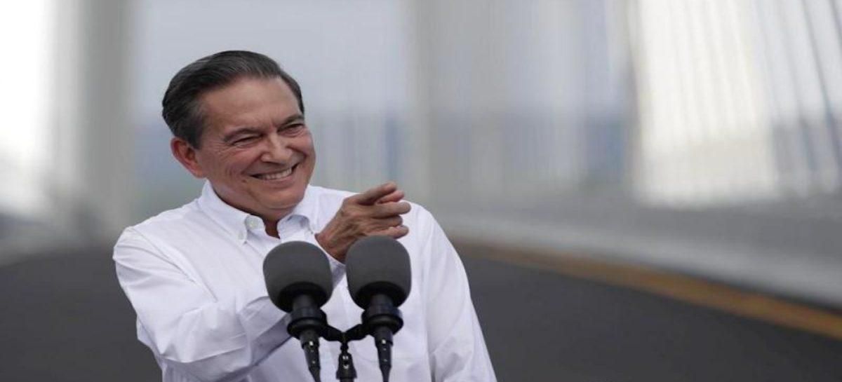 Cortizo viajará a Colombia el 13 de noviembre