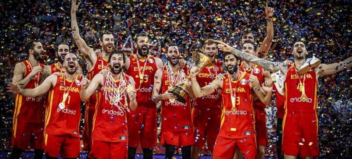 España se consagró ante Argentina en la final del Mundial de baloncesto
