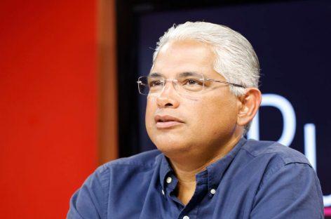 Blandón recibió apoyo de más de 600 convencionales panameñistas