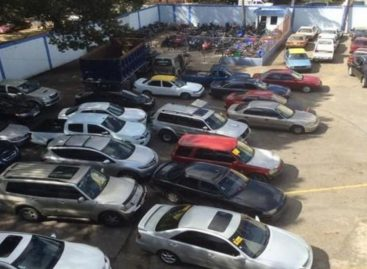 Desmantelan banda que se dedicaba al robo y venta de autos