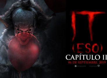 «IT» 2 estremecerá la pantalla grande este 06 de septiembre