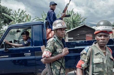 Al menos 14 muertos en el noreste de RD Congo por ataques de hombres armados