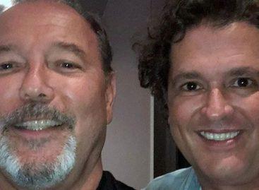 Rubén Blades revela que grabó varios temas junto a Carlos Vives