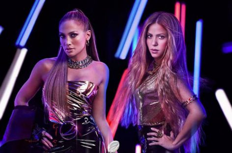 Jennifer López y Shakira cantarán en el Super Bowl LIV