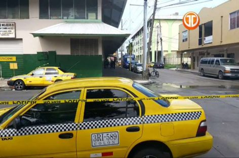 El robo e intento de secuestro masivo que frustró la Policía Nacional en Colón