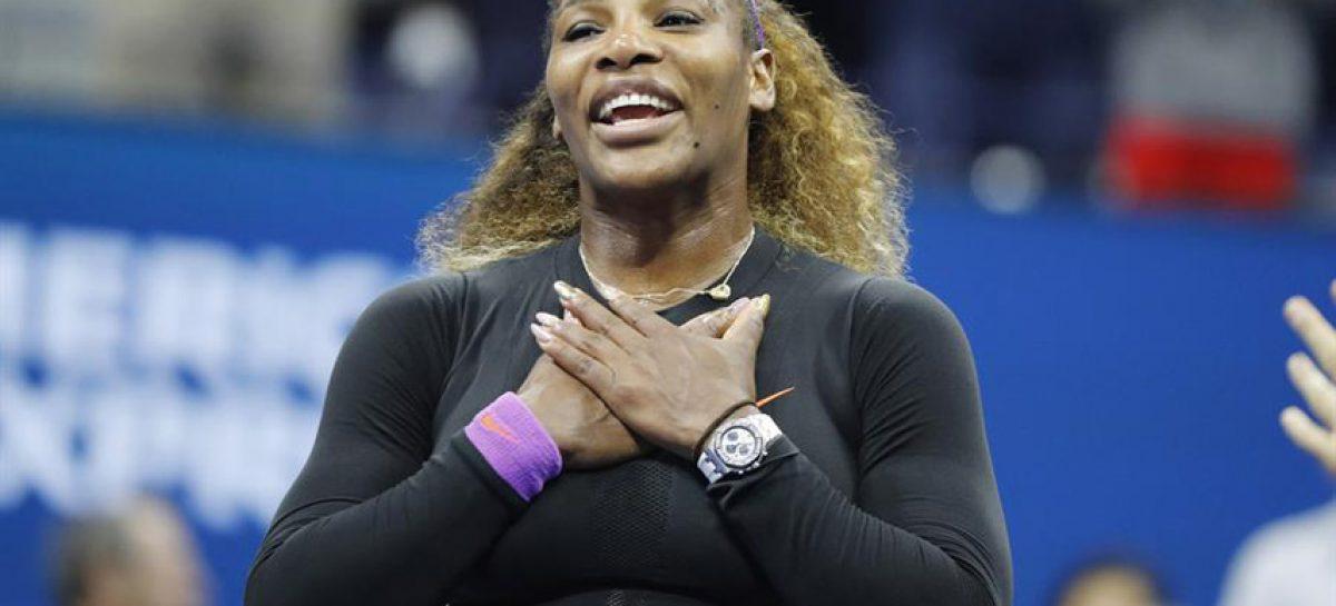 Serena Williams avanzó a la final del US Open