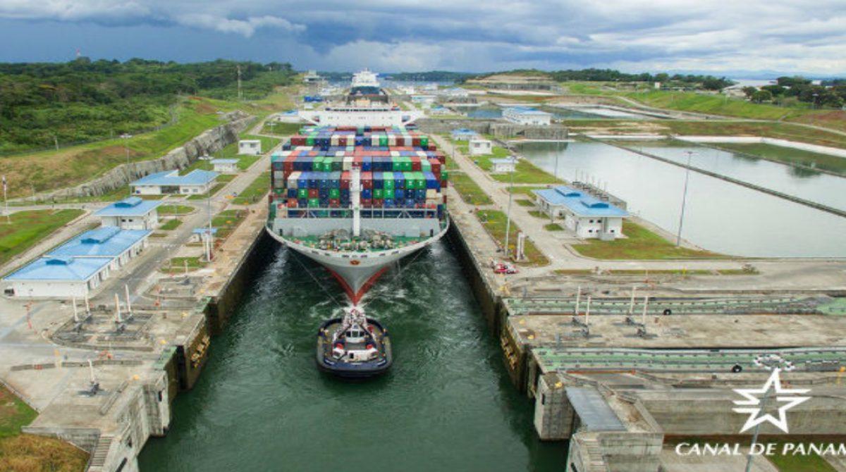 Canal de Panamá garantiza paso a pesar de la pandemia
