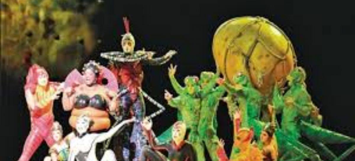 Cirque du Soleil volverá a Panamá en noviembre con «Ovo», un espectáculo inspirado en la naturaleza
