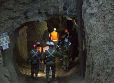 Un muerto y varios heridos tras derrumbe en una mina de Chile