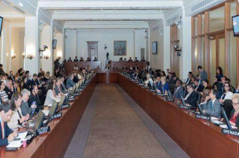 En redes sociales recriminaron al gobierno de Cortizo por no apoyar en la OEA la activación del TIAR para Venezuela