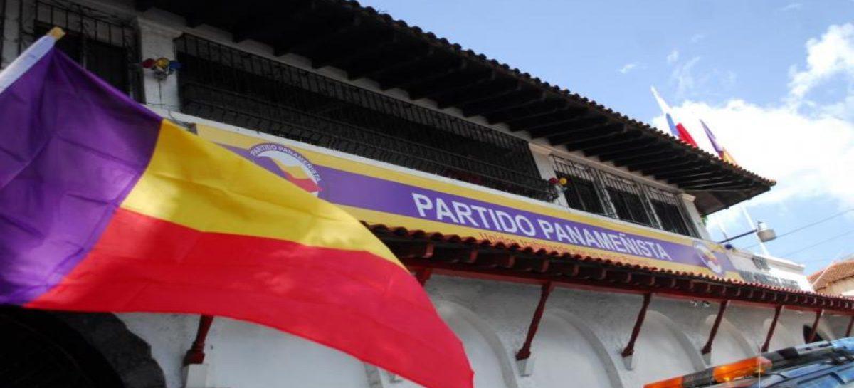Posponen convención del Panameñismo que se celebraría el 29 de marzo