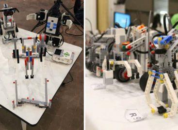 Olimpiadas de Robótica celebran su último día