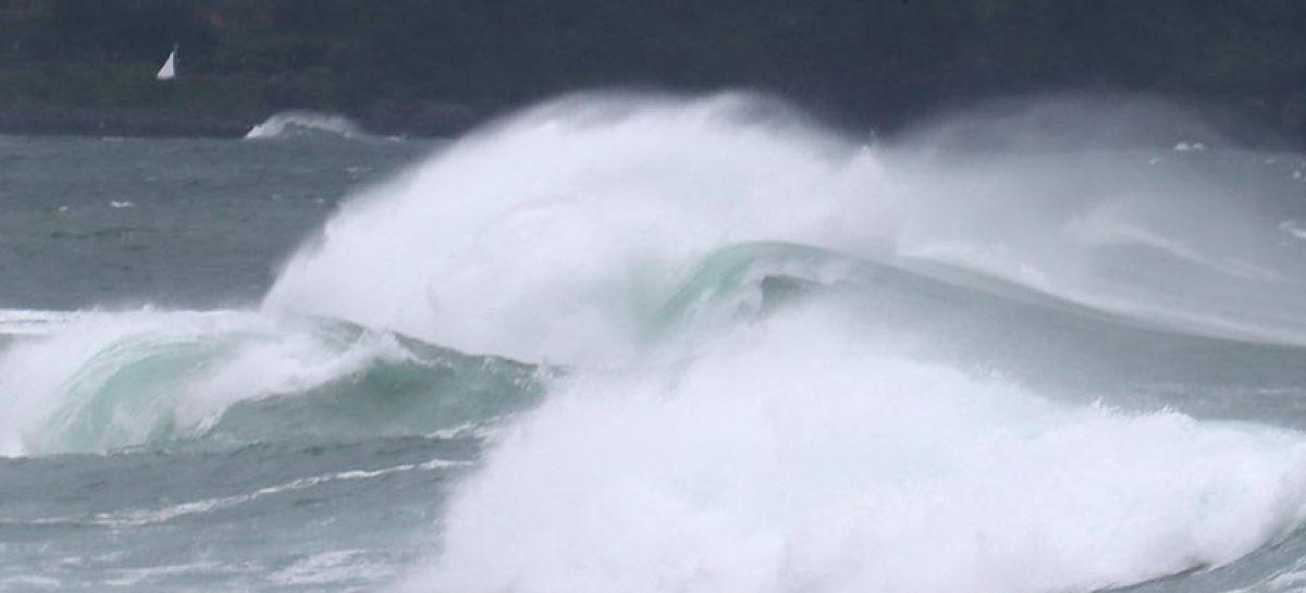 Corea del Sur se prepara para llegada del poderoso tifón Lingling