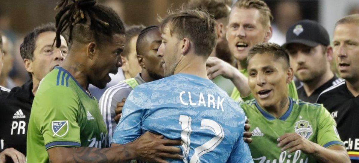 Román Torres y el peruano Ruidíaz clasificaron al Sounders a la final de la MLS